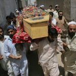 'Not us,' say Taliban about twin blasts in Pakistan that killed 35