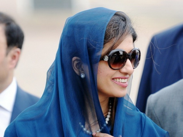 Pakistan-India talks: Hina Rabbani Khar arrives in New Delhi