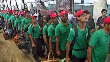 bengaladeshi workers