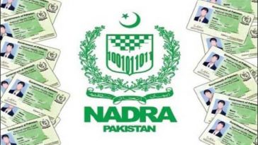 nadra re-verification