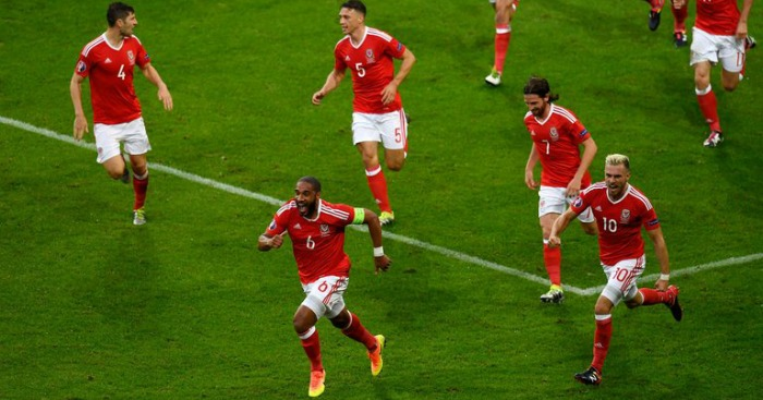 Wales upsets Belgium with 3-1 in Euro 2016