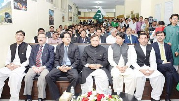 Photo of Pakistan's Independence Anniversary Celebrations at Pakistan Embassy Kuwait