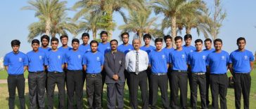 Kuwait National U19 Cricket Team