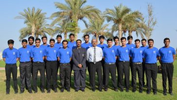 Kuwait National U19 Cricket Team
